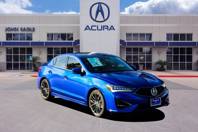 New 2019 Acura ILX Technology Package