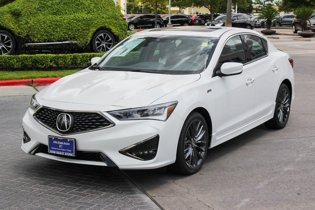 New 2019 Acura ILX Premium and A-SPEC Packages