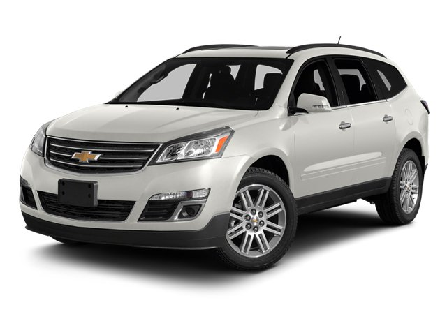 Pre-Owned 2014 Chevrolet Traverse LT w/1LT 2WD