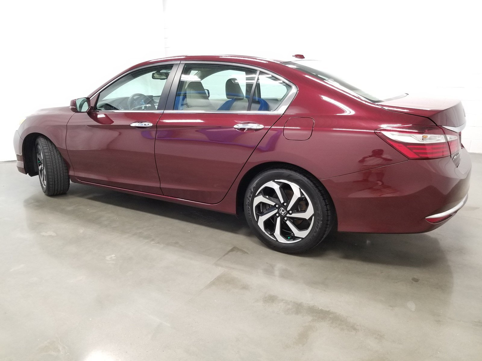 Certified Pre Owned 2016 Honda Accord Sedan Exl