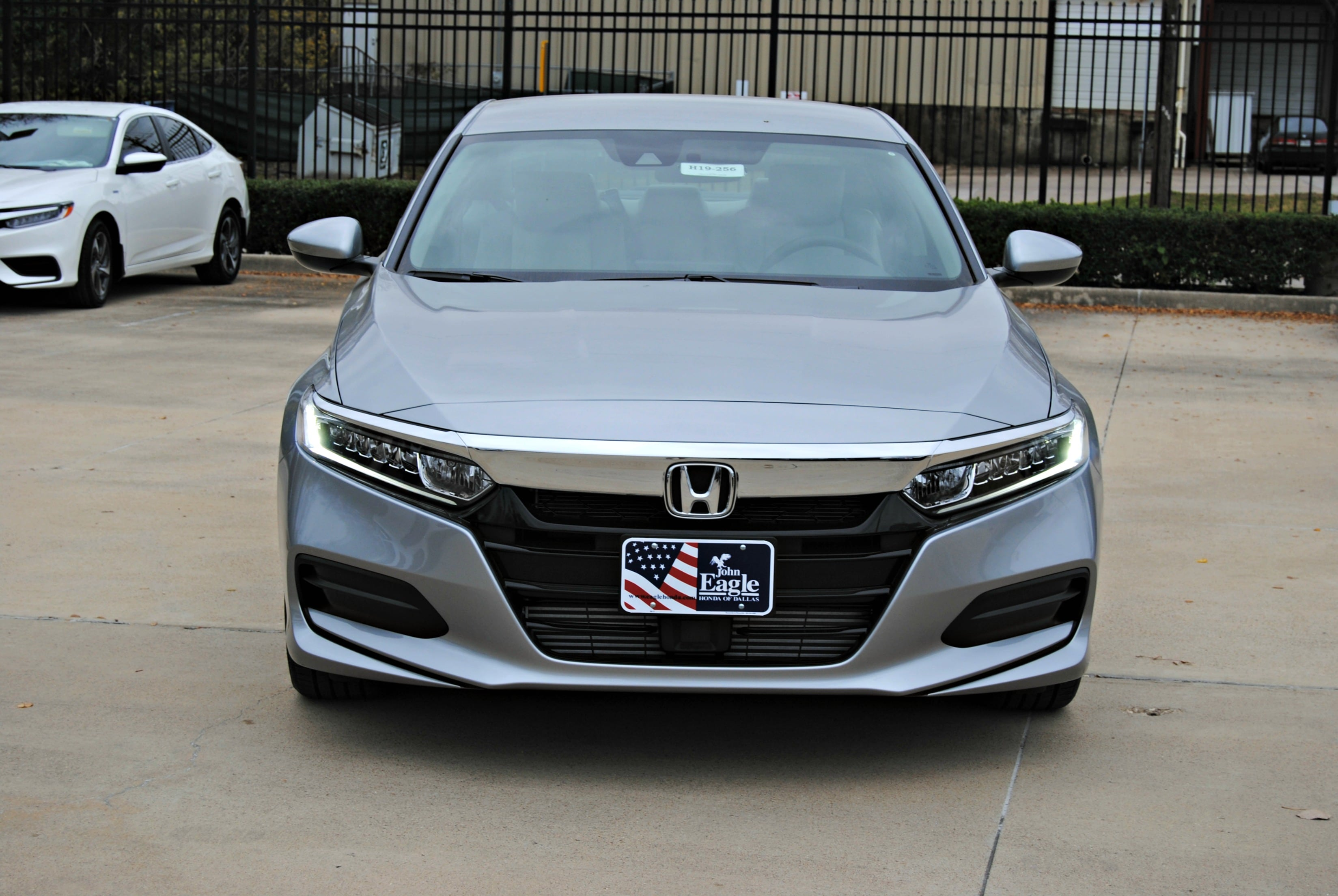 New 2019 Honda Accord LX Front-wheel Drive Sedan