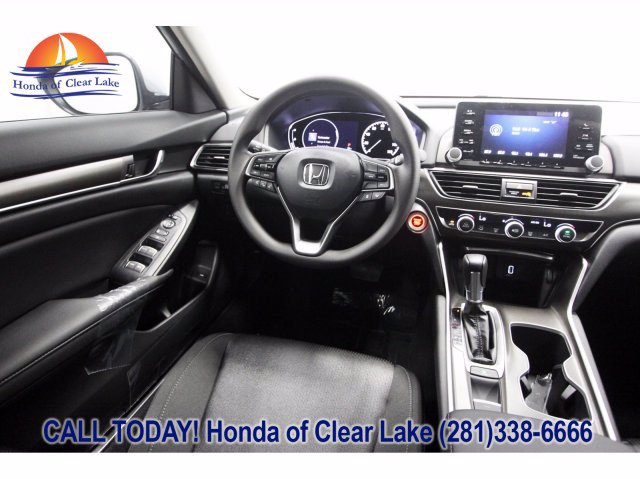 New 2020 Honda Accord Sedan LX 1.5T