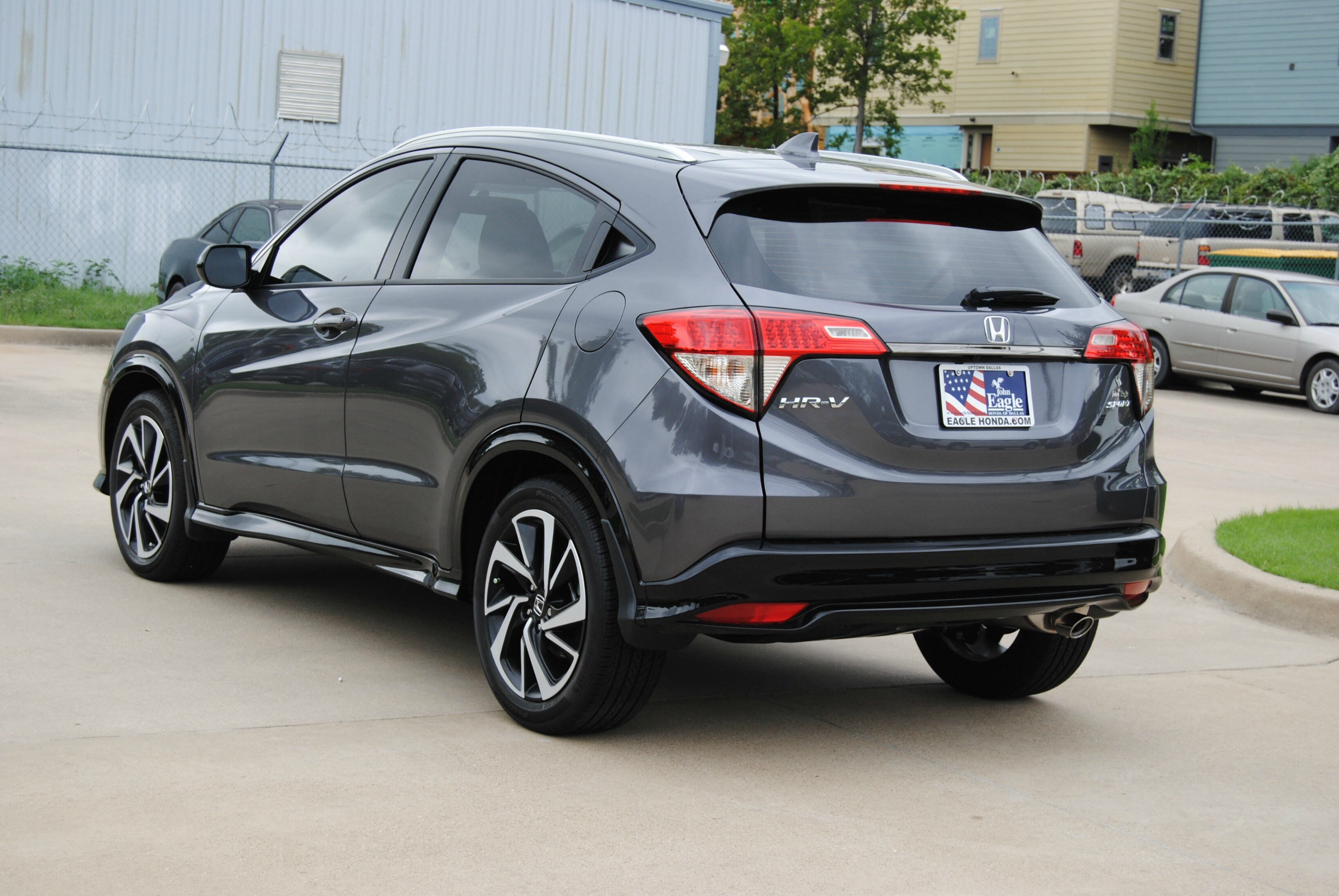 New 2019 Honda HR-V Sport 2WD