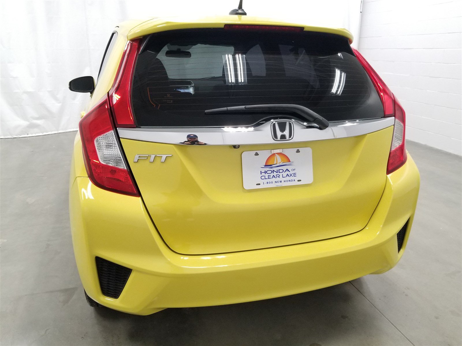 Certified Pre-Owned 2015 Honda Fit EX