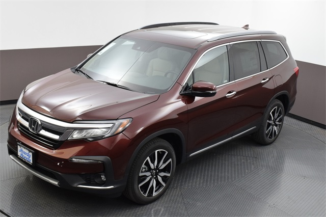 New 2020 Honda Pilot Touring