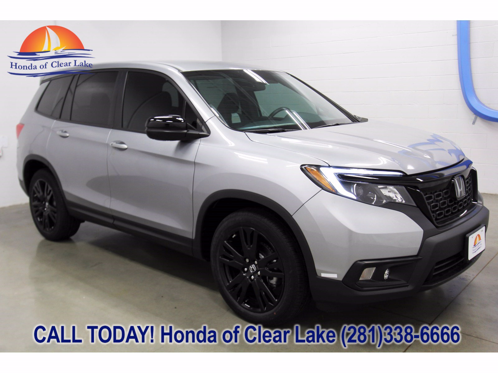 New 2020 Honda Passport Sport 2WD