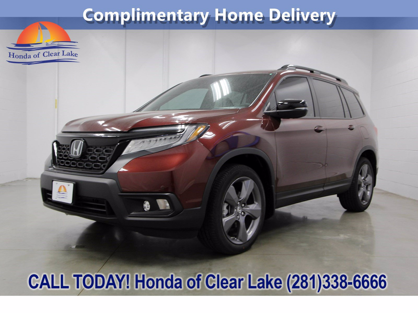 New Honda Passport Houston Tx