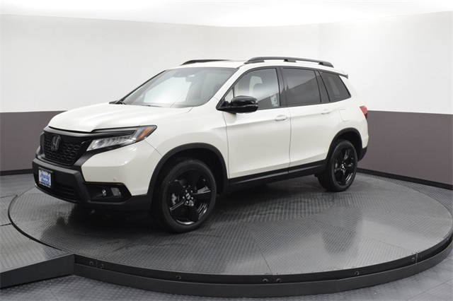 New 2019 Honda Passport Elite 4d Sport Utility Kb004910 John