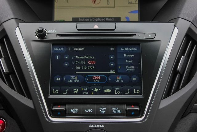 New 2020 Acura MDX Technology