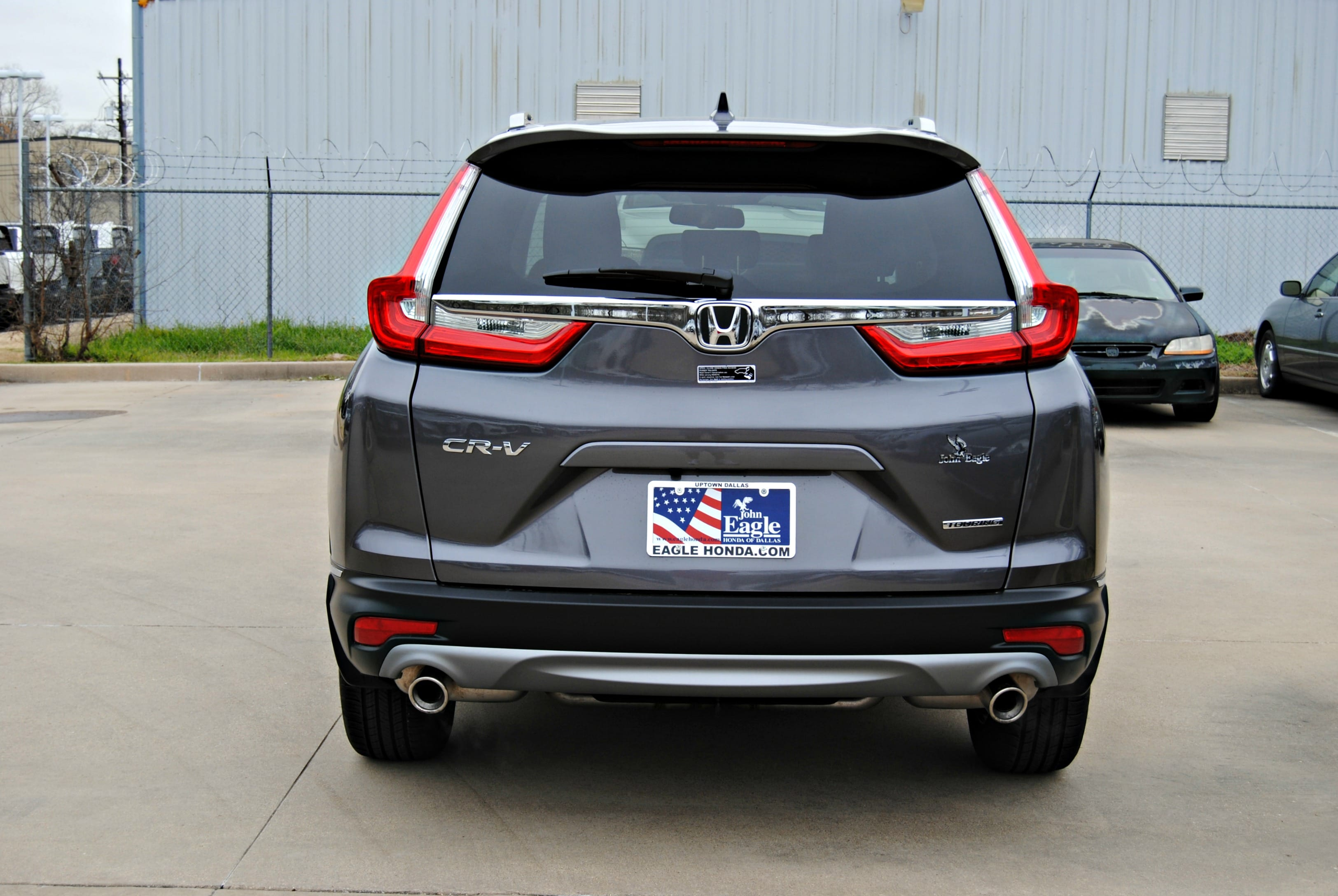 New 2019 Honda CR-V Touring 2WD