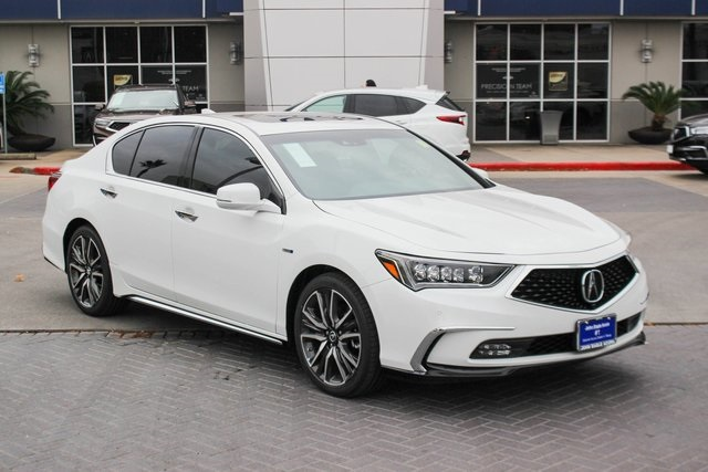 New 2020 Acura RLX Sport Hybrid Advance Package