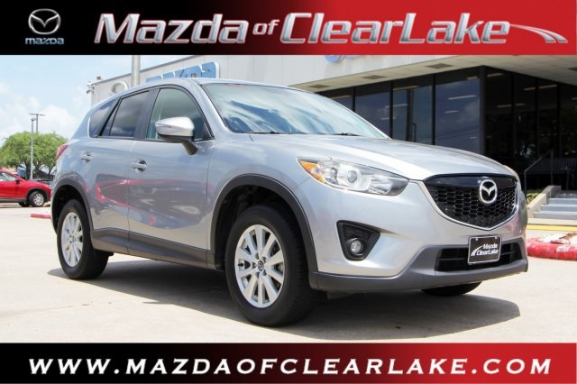 Pre Owned 2015 Mazda Cx 5 Touring Fwd 4d Sport Utility