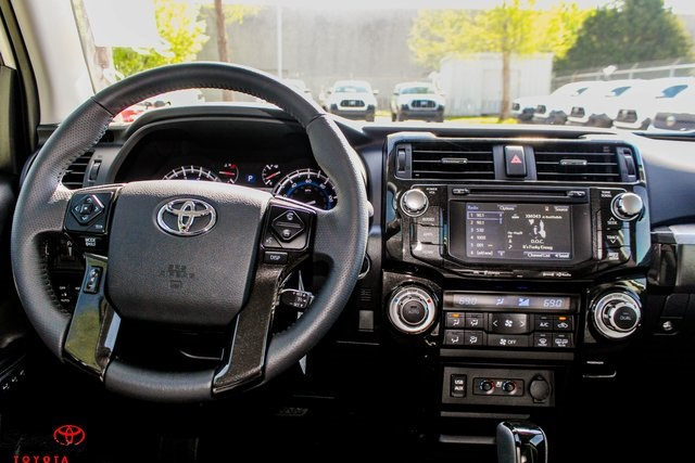 New 2019 Toyota 4runner Limited Nightshade Rwd 4d Sport Utility