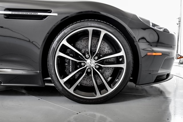 Pre-Owned 2012 Aston Martin DBS Carbon Black