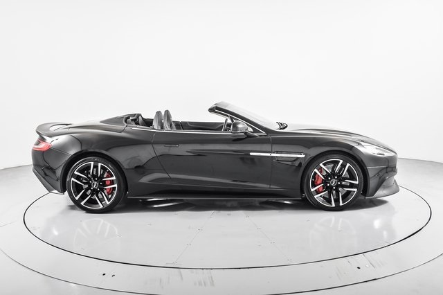 pre-owned 2016 aston martin vanquish volante 2d convertible #a1816a