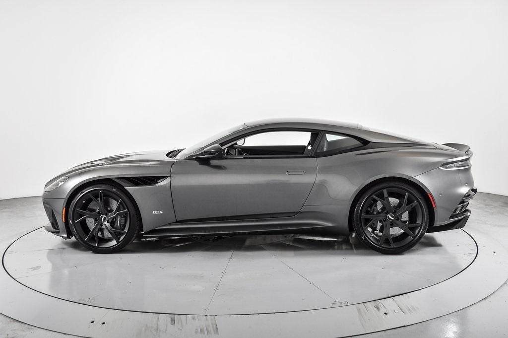 New 2019 Aston Martin DBS Superleggera