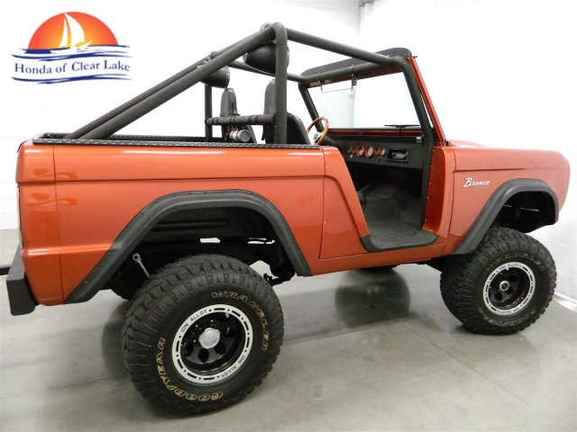 Pre-Owned 1967 FORD BRONCO