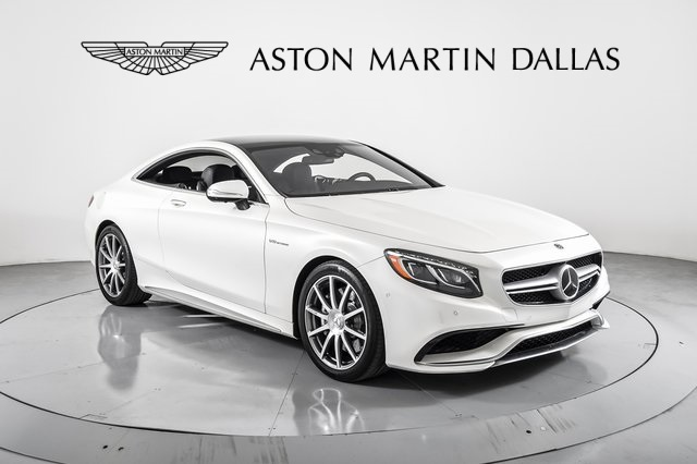 Pre Owned 2017 Mercedes Benz S Cl 63 Amg