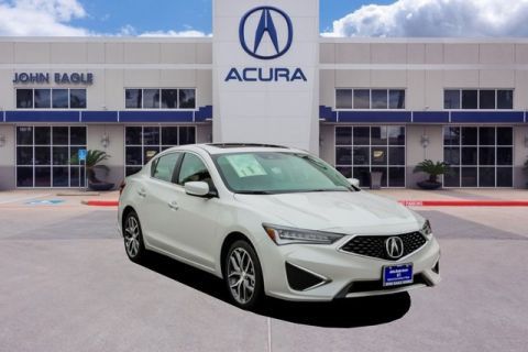 New 2020 Acura ILX Technology Package