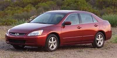 Pre-Owned 2003 Honda Accord Sedan EX