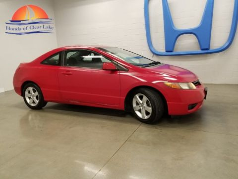 Pre-Owned 2008 Honda Civic Coupe EX
