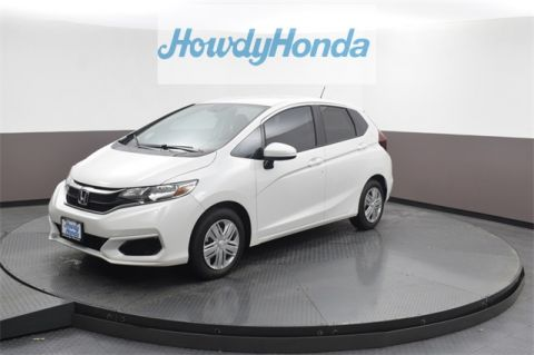 New 2020 Honda Fit LX