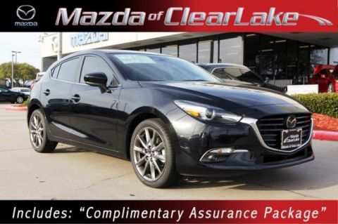 New 2018 Mazda3 Grand Touring w/***PREMIUM EQUIPMENT PACKAGES***