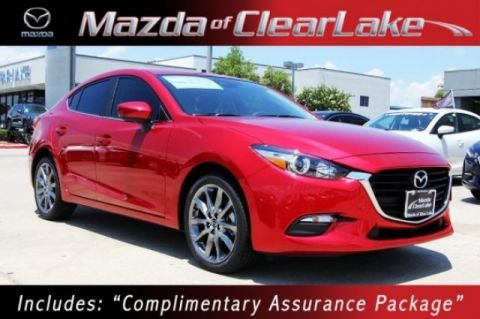 New 2018 Mazda3 Touring w/***BOSE/SUNRROF/SATELLITE RADIO PACKAGE***