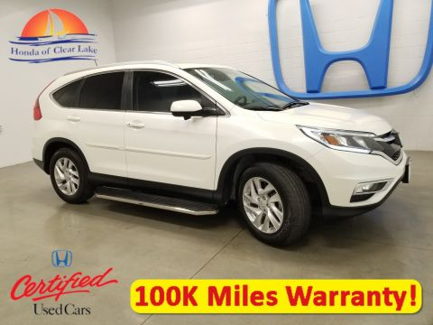 Certified Pre-Owned 2016 Honda CR-V EXL 2WD