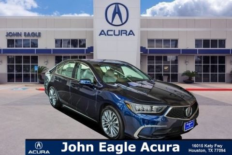 New 2019 Acura RLX Base
