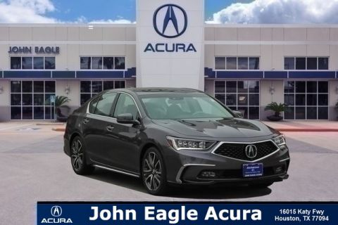 New 2019 Acura RLX Sport Hybrid Base