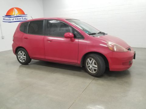 Pre-Owned 2007 Honda Fit