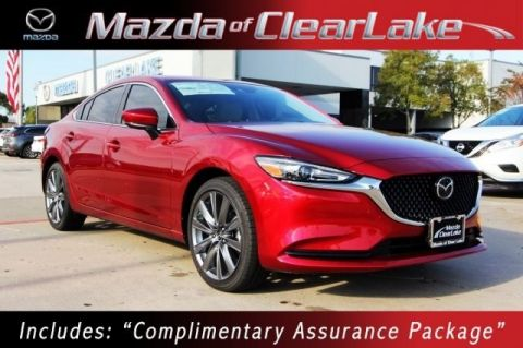 New 2018 Mazda6 Touring w/***LEATHER SEATING & POWER SUNROOF***