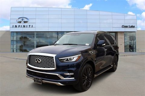 New 2019 INFINITI QX80 Limited