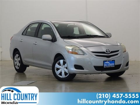 Pre-Owned 2007 Toyota Yaris S
