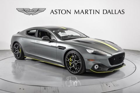 New 2019 Aston Martin Rapide AMR