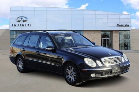 Pre-Owned 2004 Mercedes-Benz E-Class E 320